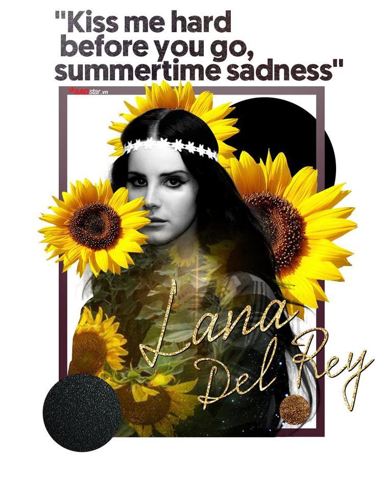 Sinh nhật hạnh phúc Lana Del Rey nhé  nàng thơ của tự do, nỗi buồn và hoài niệm