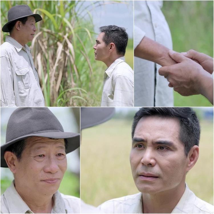 Ông Tuấn luôn ủng hộ và yêu thương con trai hết lòng