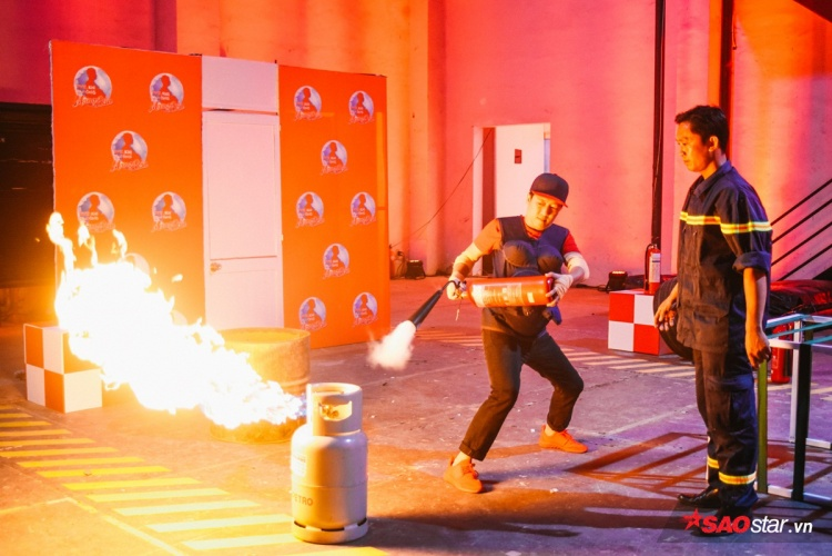 Trường hợp cháy nổ chỉ xuất hiện khi hỗn hợp khí gas gặp phải tia lửa điện. Bình gas không bao giờ tự phát nổ.