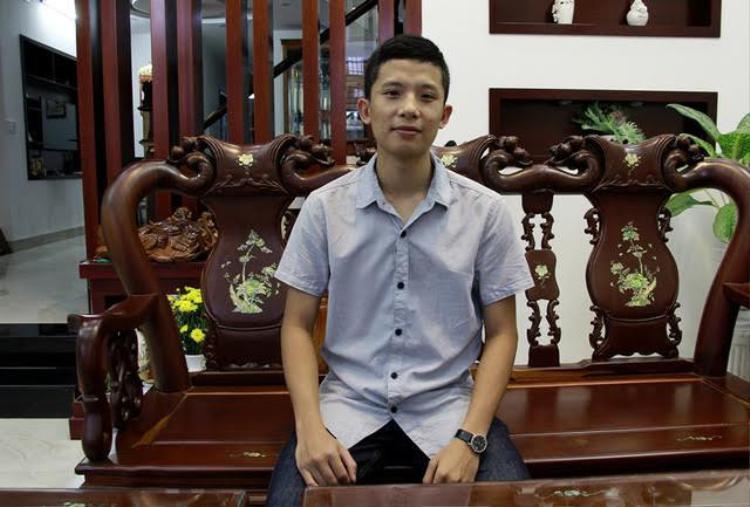 Hoàng Huy Thông thí sinh duy nhất của tỉnh Đắk Lắk đạt điểm 10 cả 3 môn Toán, Hóa, Sinh