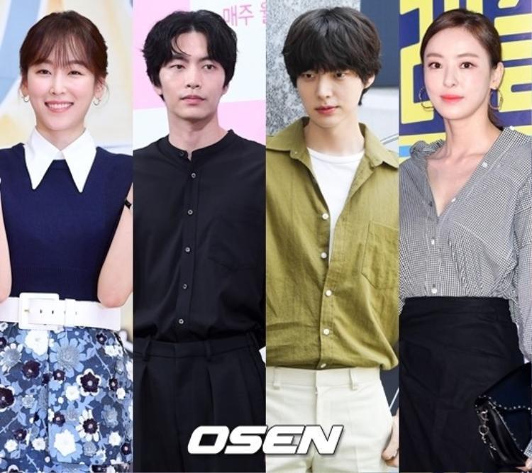 Có phải Ahn Jae Hyun cùng Seo Hyun Jin và Lee Min Ki sẽ tạo nên mối tình tay ba trong Beauty Inside bản truyền hình?