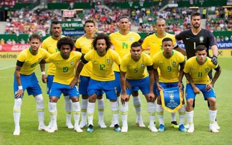 """Các cầu thủ Brazil liệu có cần đến """"chuyện ấy"""" để thi đấu tốt tại World Cup 2018."""