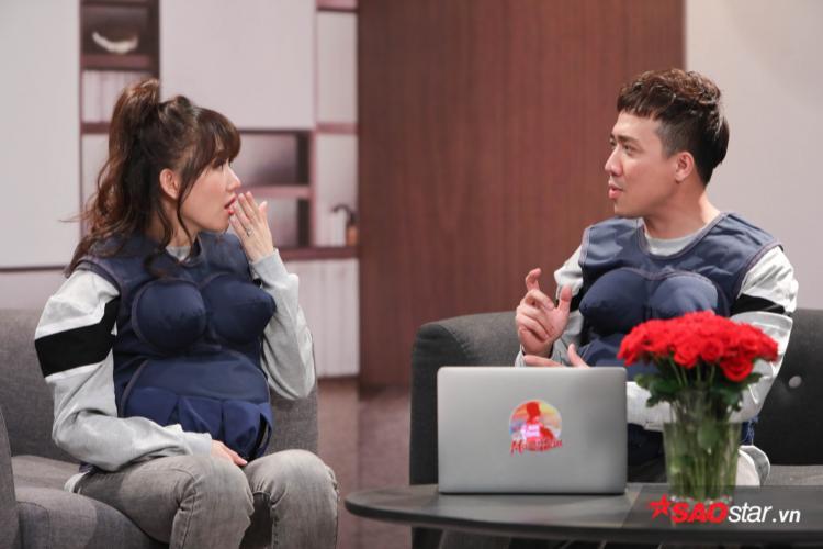 Trấn Thành - Hari Won hốt hoảng phát hiện fanpage mình tràn ngập hình ảnh bán bánh bông lan.