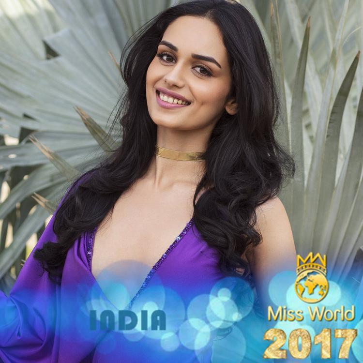 Đương kim Miss World - Hoa hậu Thế giới người Ấn Độ - Manushi Chhillar.