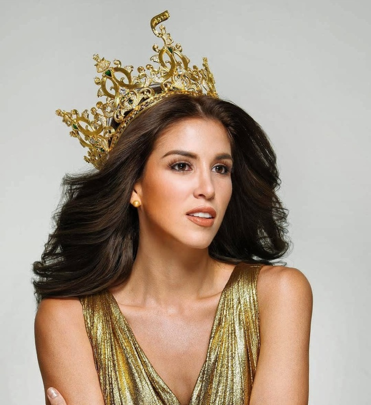 Đương kim Miss Grand International - Hoa hậu hòa bình Quốc tế người Peru -Maria Jose Lora.