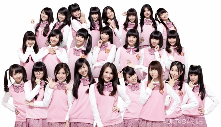 JKT48 - phiên bản Jakarta.