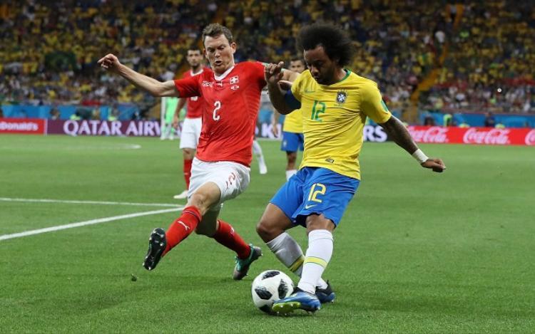Brazil sở hữu dàn sao đồng đều cả 3 tuyến. Ảnh: Fifa.com.