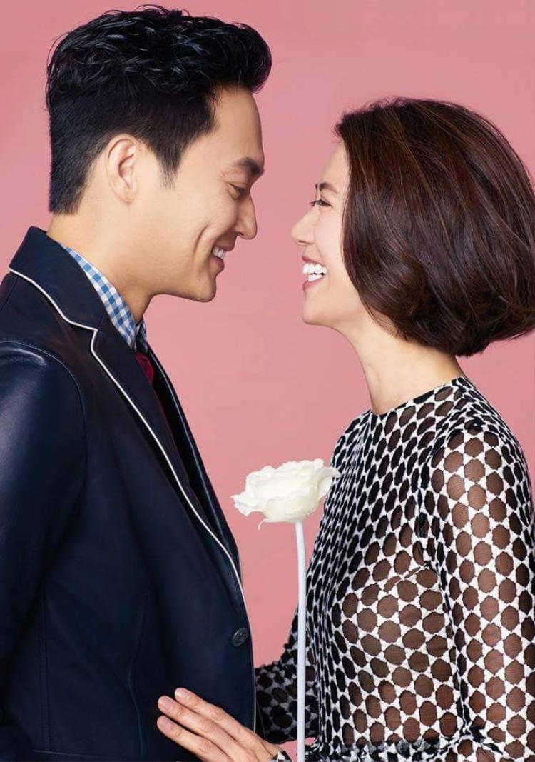Trương Trí Lâm hết mực cưng chiều vợ, nhưng lại cưng chiều theo một cách rất khác