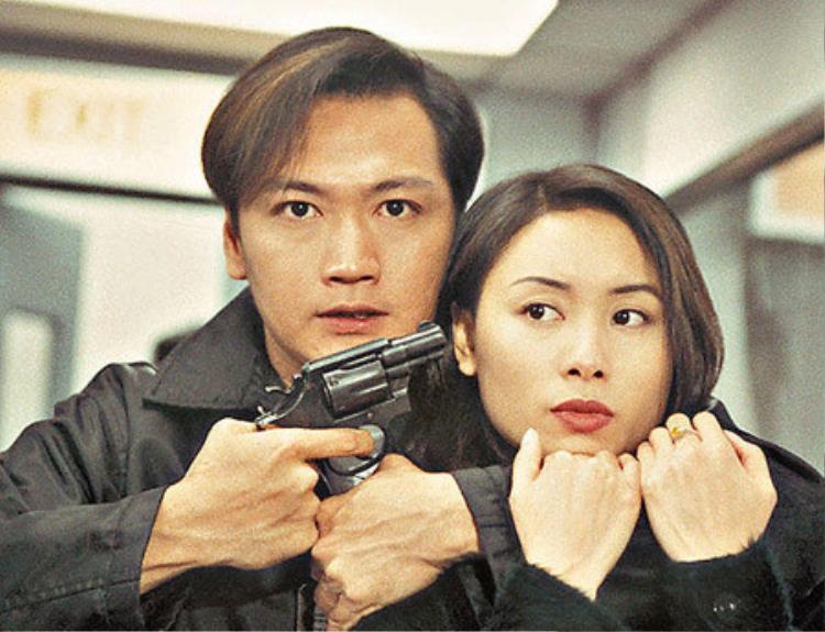 Cả hai từng là cặp đôi màn ảnh kinh điển của TVB