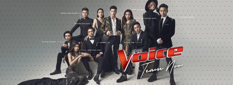 Showcase còn có sự tham gia của dàn học trò The Voice 2018 của Noo Phước Thịnh.