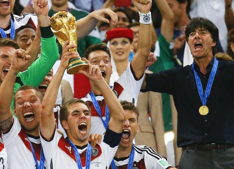 Lahm tin tưởng tuyển Đức sẽ vượt khó thành công.