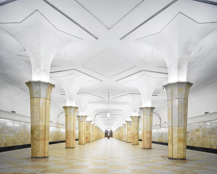 Quả thực những nhà ga như thế này xứng đáng được xếp vào danh sách đẹp nhất trên thế giới.