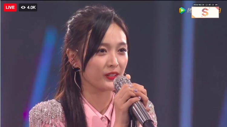 Ngô Tuyên Nghi đã xuất sắc dành vị trí thứ 2 với 181,533,349 lượt bình chọn.