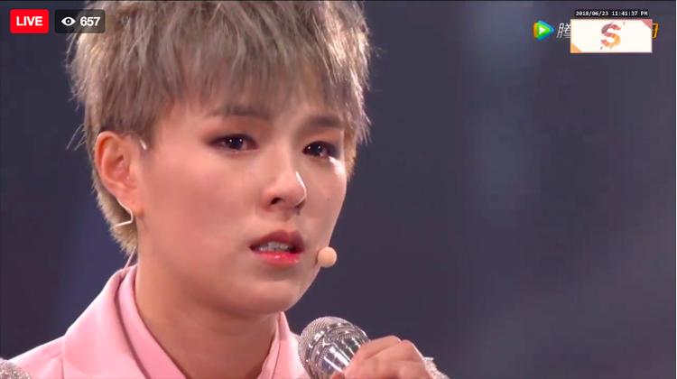 Sunnee (Dương Vân Tình)là thí sinh được gọi tên đầu tiên với 106.536.863 bình chọn và xếp vị trí thứ 8 chung cuộc.
