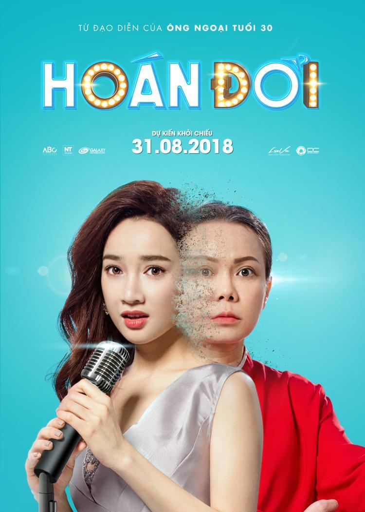 Poster của Hoán Đổi.