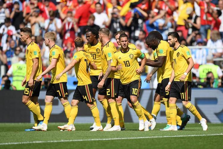 Bỉ đang cho thấy sức mạnh đáng sợ. Ảnh: FIFA