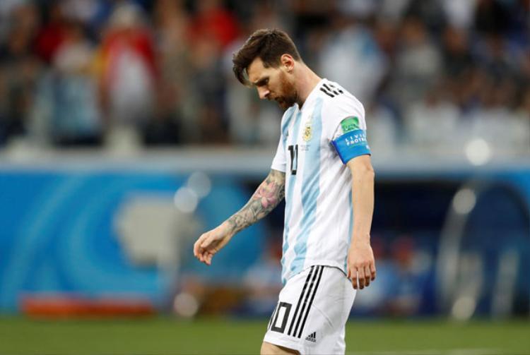 Messi chưa từ bỏ tham vọng vô địch World Cup 2018. Ảnh: Getty.