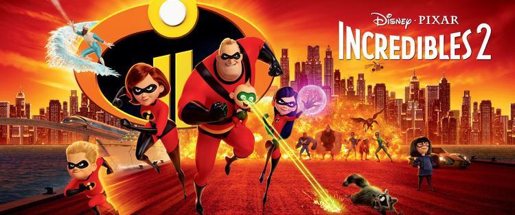 The Incredibles 2 đánh dấu sự trở lại của gia đình siêu nhân Parr sau 14 năm vắng bóng.