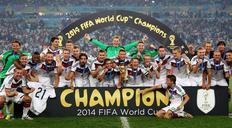 Chiến thắng của đội tuyển Đức tại World Cup 2014 bắt đầu ghi dấu ấn đậm nét của công nghệ.