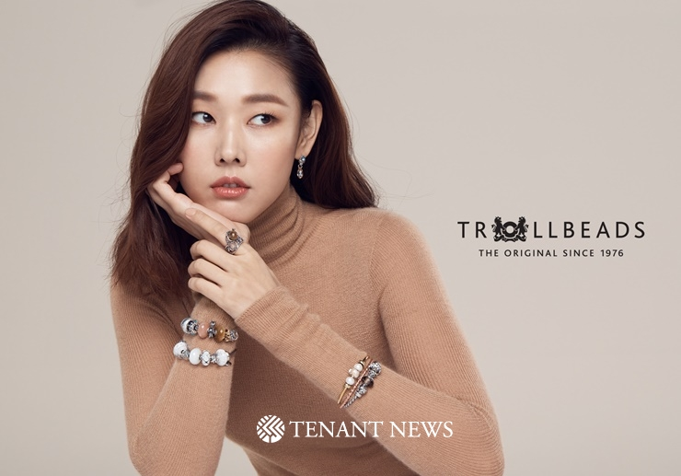 Người mẫu Han Hye Jin.