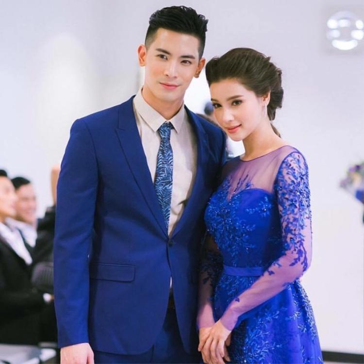 """Mọt phim Thái đang """"chèo thuyền"""" SonVill rất tích cực sau khi Vill Wannarot chia tay Nong Thana."""