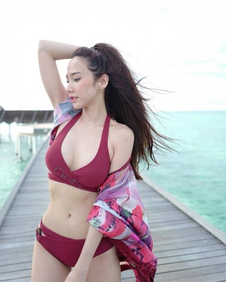 Mỹ nữ hàng đầu Thái Lan đẹp chuẩn từng centimet đã bị hãm hại như thế đó.