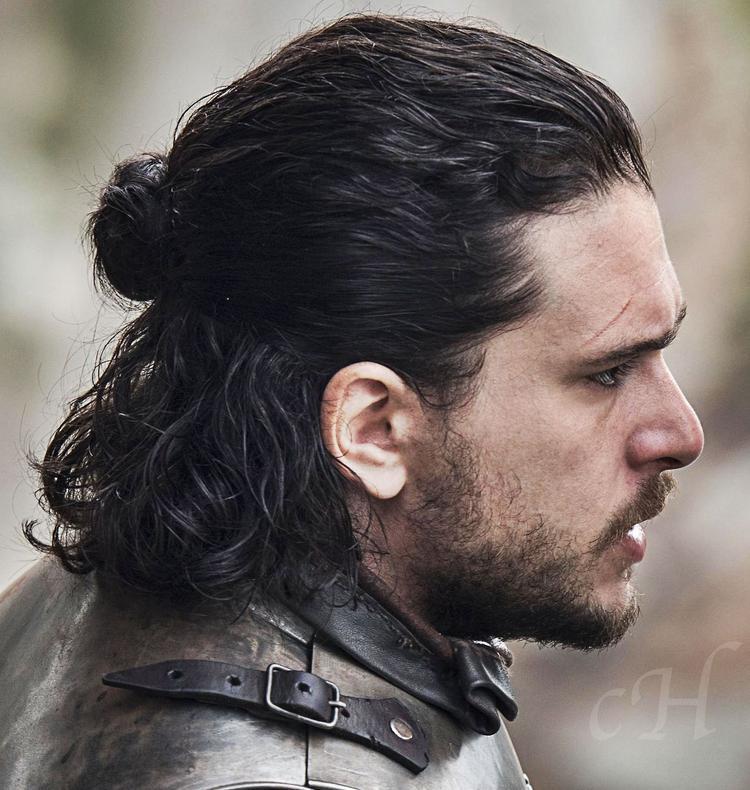Kit, làm ơn hãy xuống tóc ngay khi hoàn thành phim Game of Thrones!