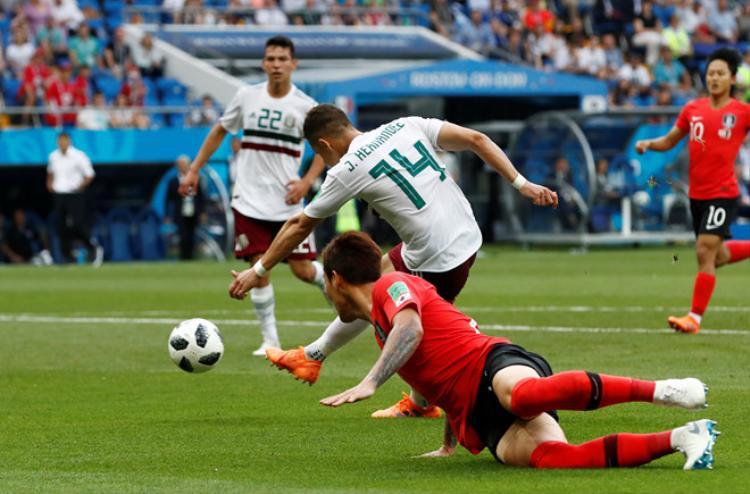 Bạo lực xảy ra liên tiếp tại Mexico trong vòng 24 giờ sau trận đấu giữa đội tuyển Mexico - Hàn Quốc tại World Cup. Ảnh: AFP