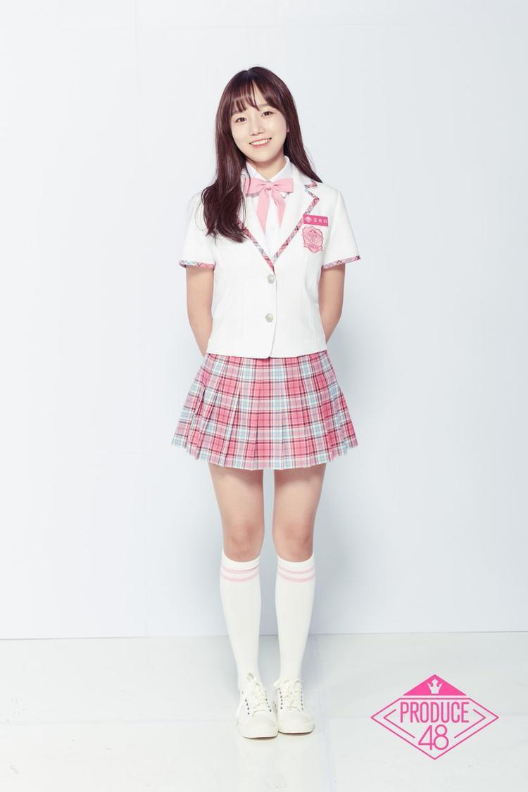 Thí sinh Cho Yuri đã quen mặt với khán giả.
