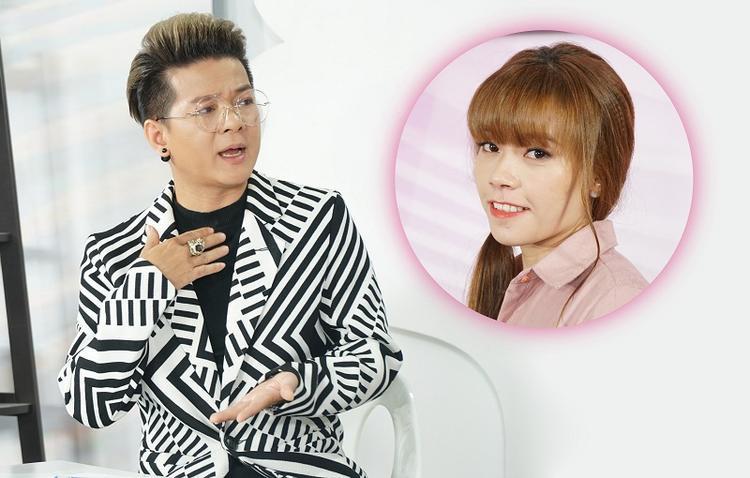 Nghệ sĩ Vũ Hà bất ngờ trước sự thay đổi của Khánh Tâm (phẫu thuật hàm hô) trong tập 16.