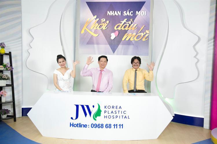 Đạo diễn Công Ninh, MC Thanh Ngọc bày tỏ sự yêu mến với chương trình.