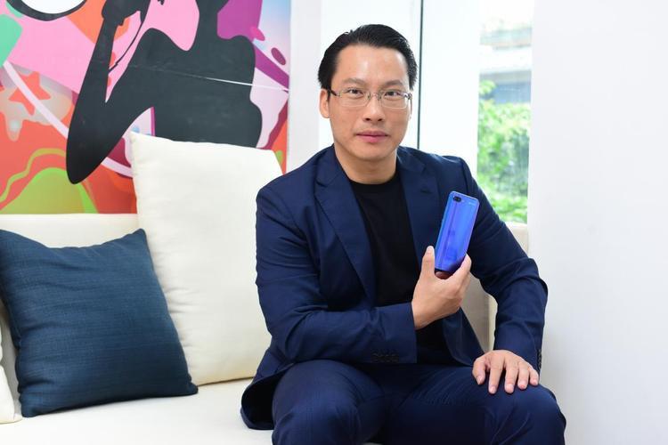 Ông Akin Li - Chủ tịch Honor khu vực Đông Nam Á cho biết, thành lập cửa hàng Honor là một trong những cách cam kết gắn bó lâu dài với thị trường Việt Nam.