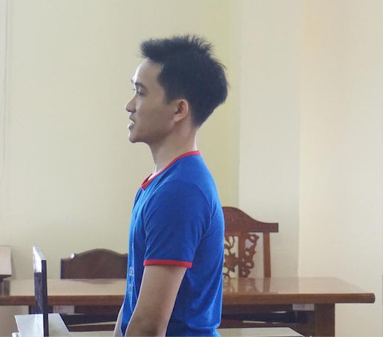 Bị cáo Nguyễn Văn Hồ.