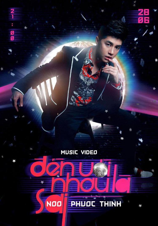 Noo Phước Thịnh công bố bìa single Đến với nhau là sai.