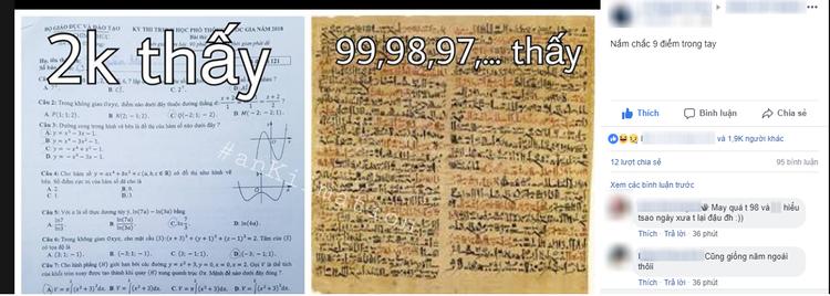 Kiến thức dường như giúp thế hệ 9X đậu Đại học, giờ lại đọc mãi không hiểu!
