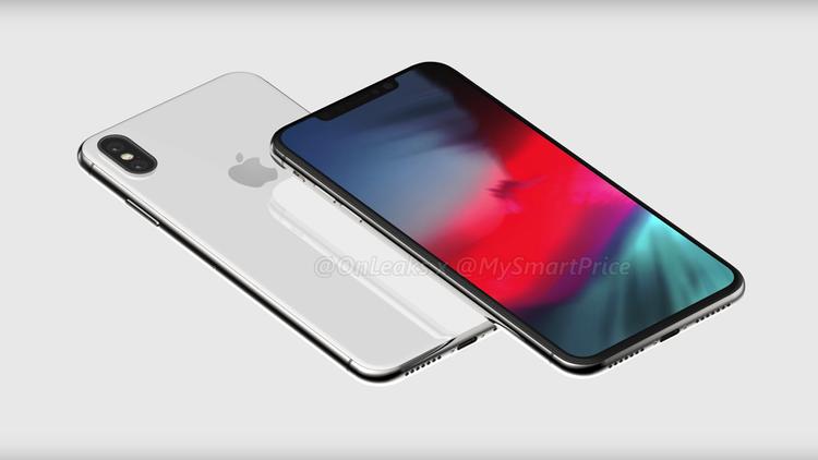 Những hình ảnh rò rỉ do @OnLeaks đăng tải, đến nay đây được xem là ảnh dựng nhiều khả năng thể hiện chính xác thiết kế iPhone nhất.