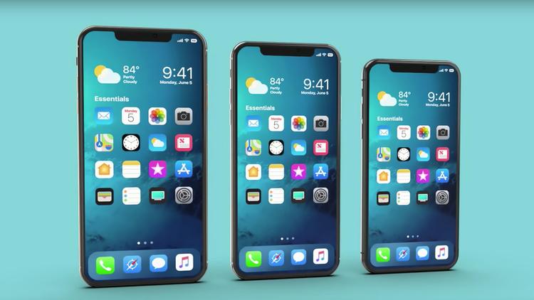 iPhone trong năm 2018 cũng được cho là có giá thành dễ chịu hơn. Chiếc máy có màn hình LCD có thể có giá chỉ dao động trong khoảng từ 600 USD đến 700 USD.