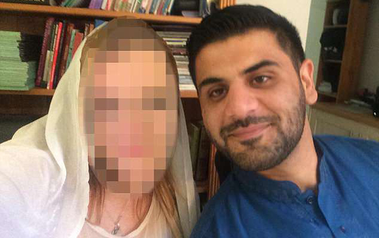 Haider thậm chí còn kết hôn với một nạn nhân.