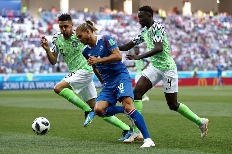 """Nigeria trở thành đối thủ khó """"nhằn"""" ở VCK World Cup 2018. Ảnh: FIFA"""