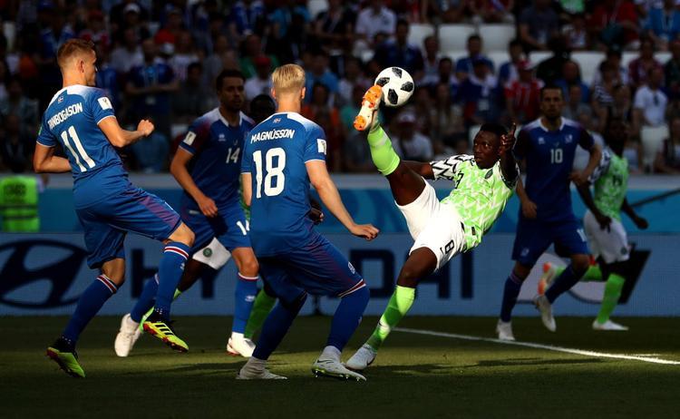 Đêm nay, có thểNigeria sẽ tiễn Argentina về nước. Ảnh: FIFA