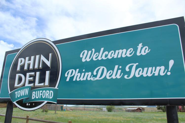 PhinDeli Town Buford là cái tên mới của Buford