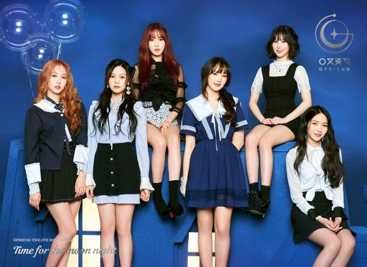 Time for The Moon Night - GFriend