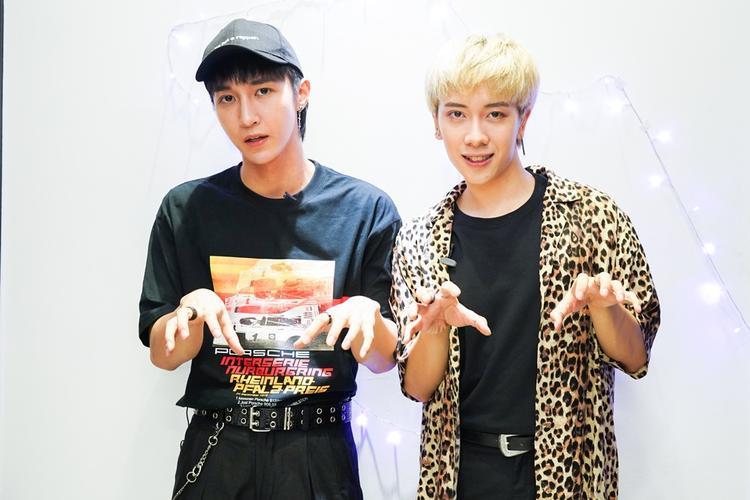 Key và Nicky