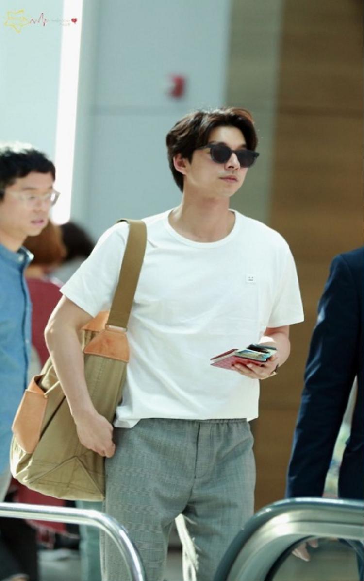 Là một trong những quý ông độc thân hấp dẫn nhất xứ Hàn, Gong Yoo là một người rất biết quan tâm chăm sóc bản thân