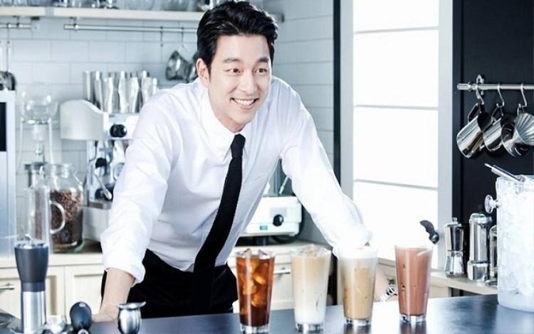 Nhan sắc không mấy khác biệt của Gong Yoo suốt 10 năm