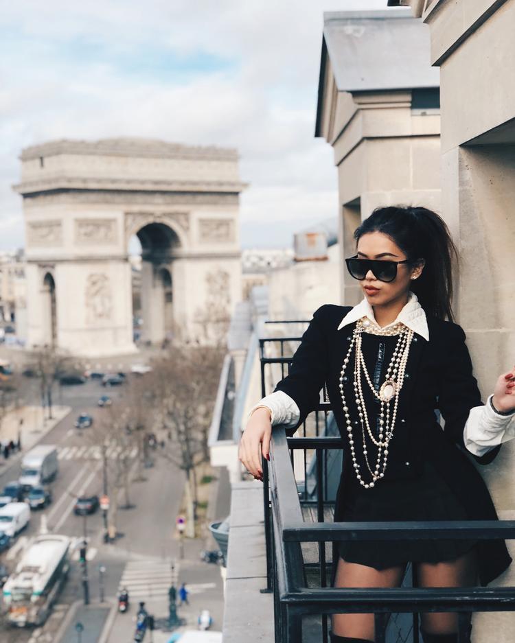 Champs - Élysées, một trong 10 đại lộ nổi tiếng nhất thế giới tại Paris
