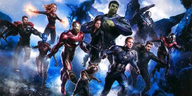 Marvel tiết lộ vì sao các nhân vật sống sót trong Infinity War là đội hình Avengers ban đầu