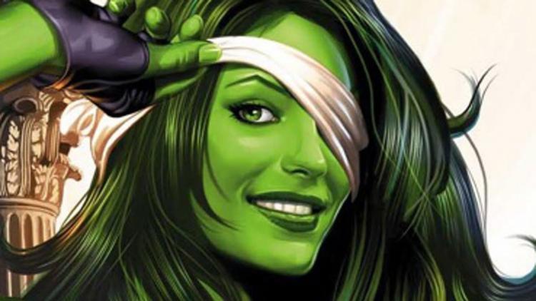 She-Hulk.