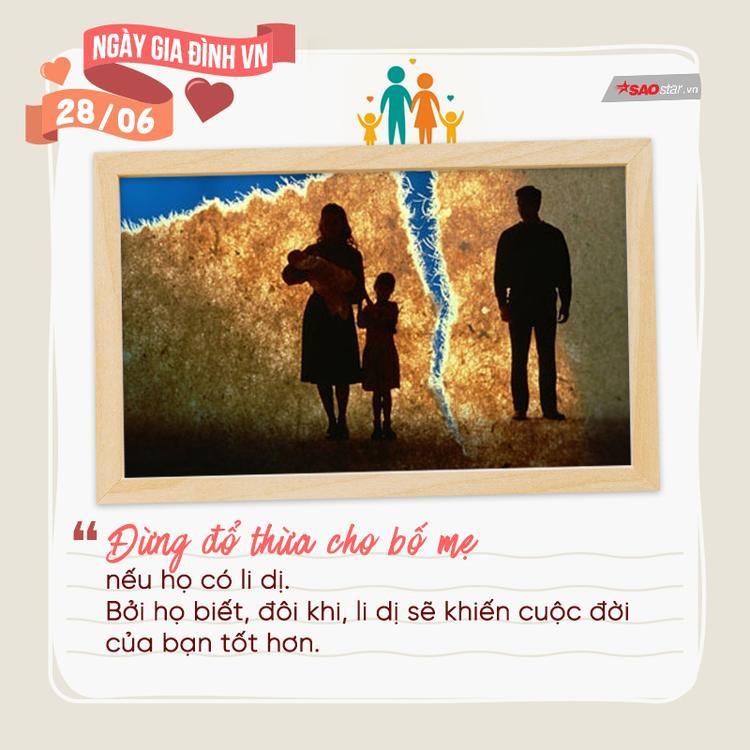 Ngày Gia đình Việt Nam: Dù cuộc đời có thế nào, cũng đừng đổ thừa cho bố mẹ