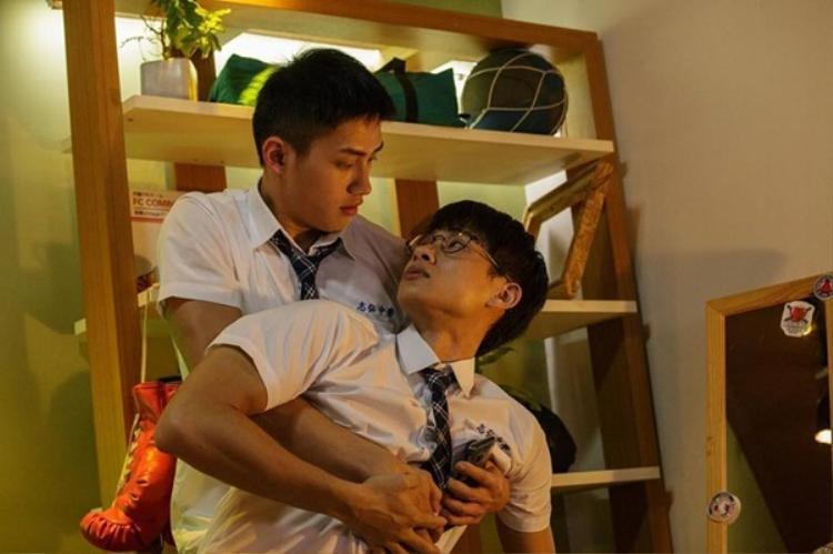 Ngất xỉu với độ ngọt ngào của phim đam mỹ Đài Loan HIStory 2: Vượt giới